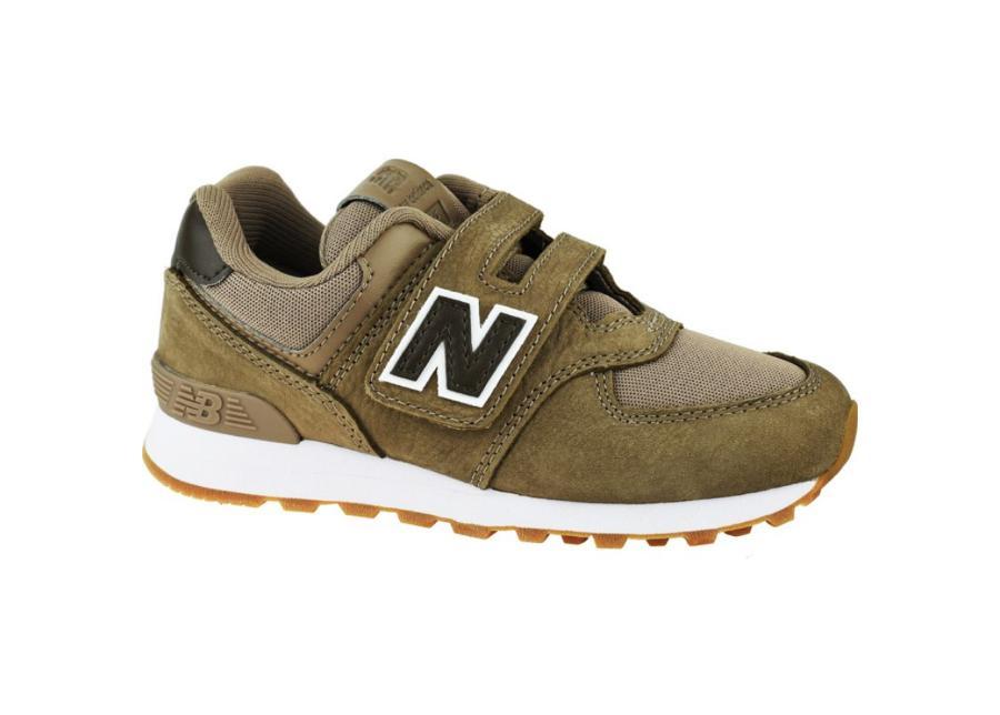 Lasten vapaa-ajan kengät New Balance Jr YV574PRB