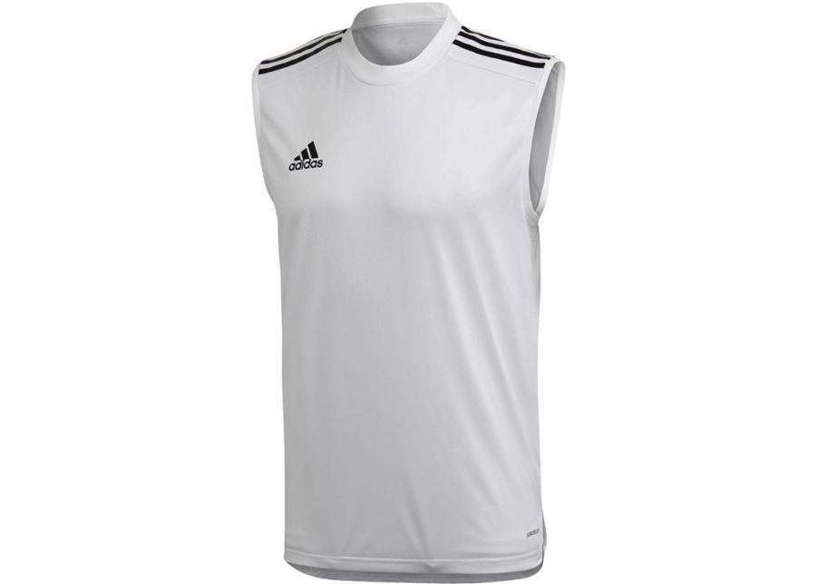 Miesten jalkapallopaita adidas Condivo 20 sleeveless training jersey M EA2509