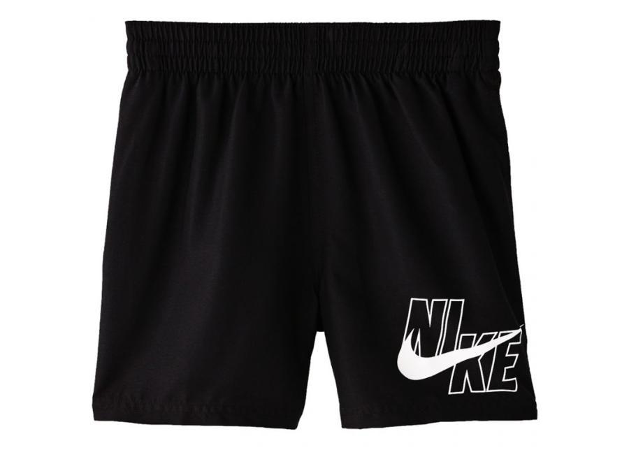 Lasten uimahousut Nike Logo Solid Lap JR NESSA771 001