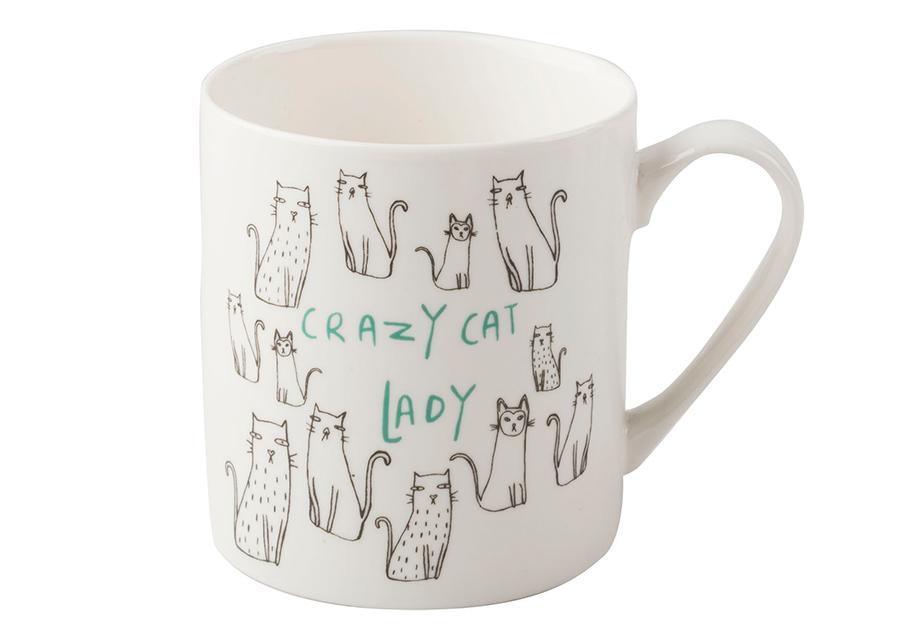Muki Crazy cat lady 300 ml
