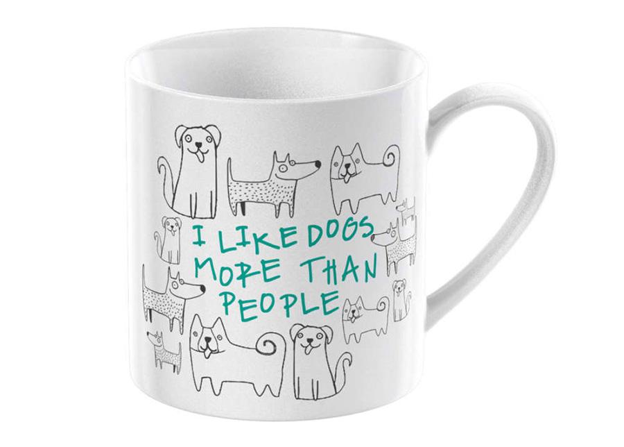 Muki I like dogs 300 ml