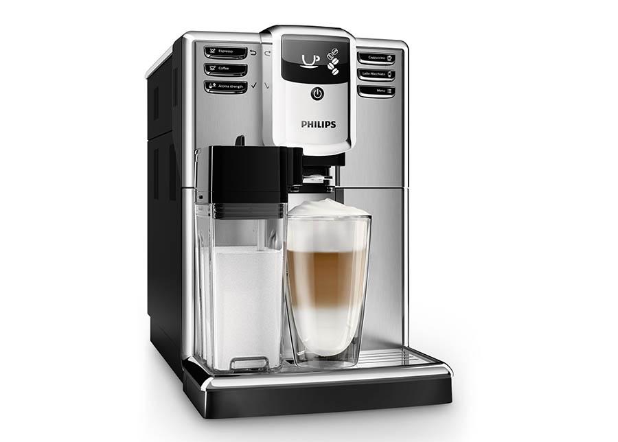 Täysin automaattinen espressokeitin Philips 5000