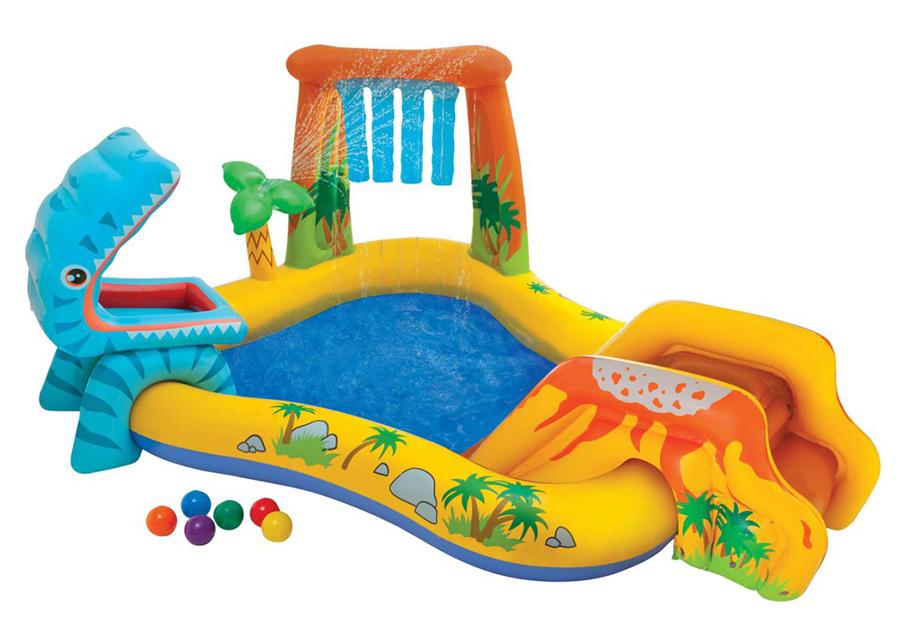 Lasten uima-allas/ leikkikeskus Dinosaurus