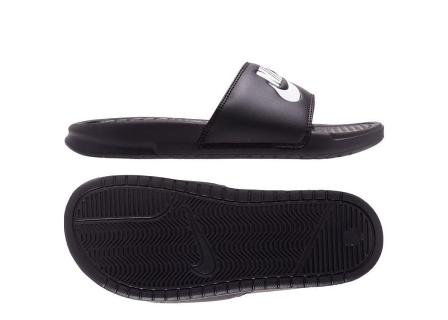 Sandaalit Nike Benassi Just Do It 343881-015