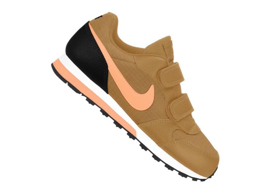 Lasten vapaa-ajan kengät Nike MD Runner 2 Jr 807317-700