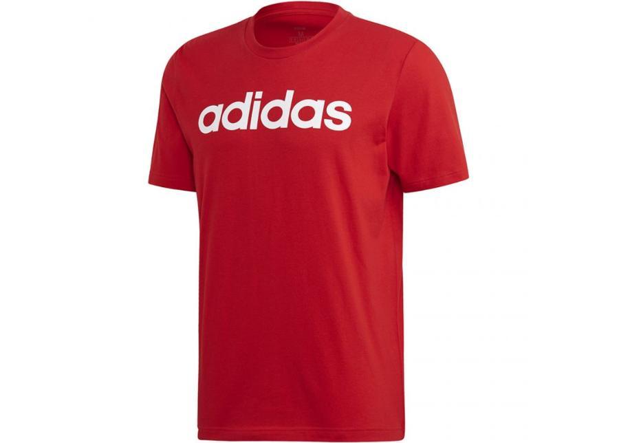 Miesten vapaa-ajanpaita adidas Essentials Linear T-shirt M FM6223