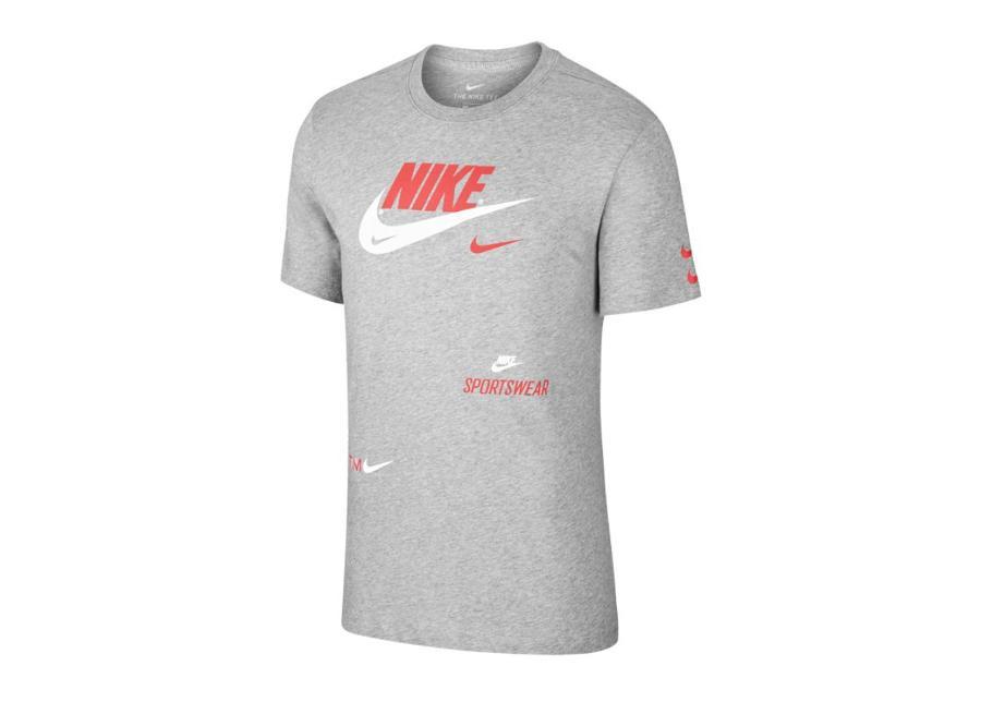 Miesten vapaa-ajanpaita Nike Nsw Pack 2 Tee M CU0078-063