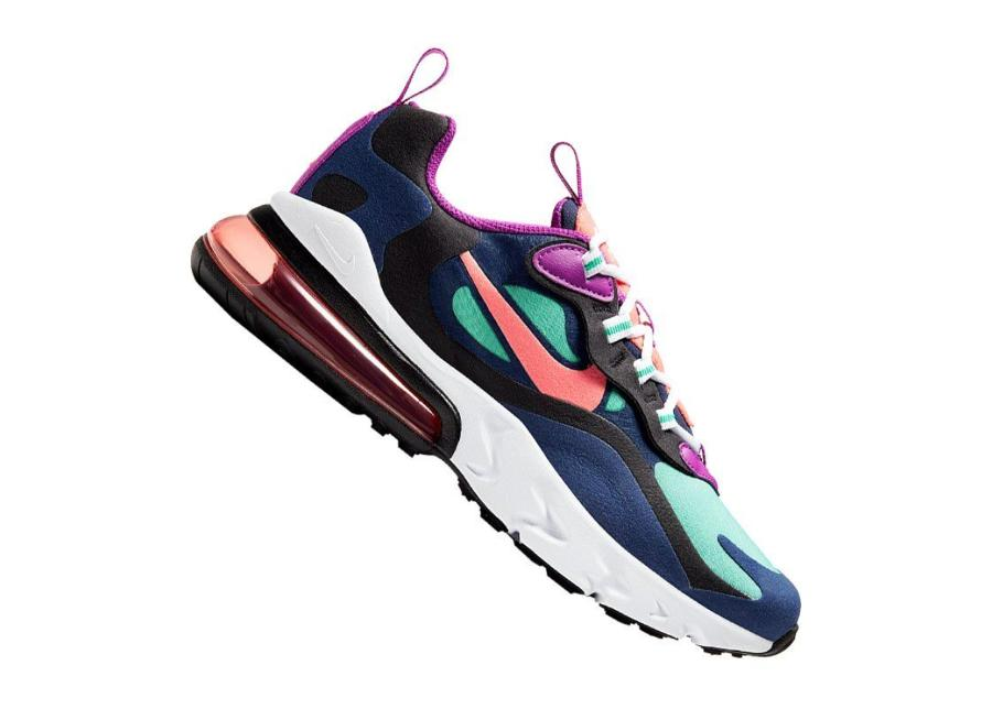 Lasten vapaa-ajan kengät Nike Air Max 270 React Jr BQ0103-402