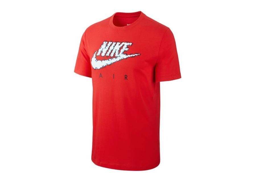 Miesten vapaa-ajanpaita Nike Nsw Air Illustration Tee M CV0068-657