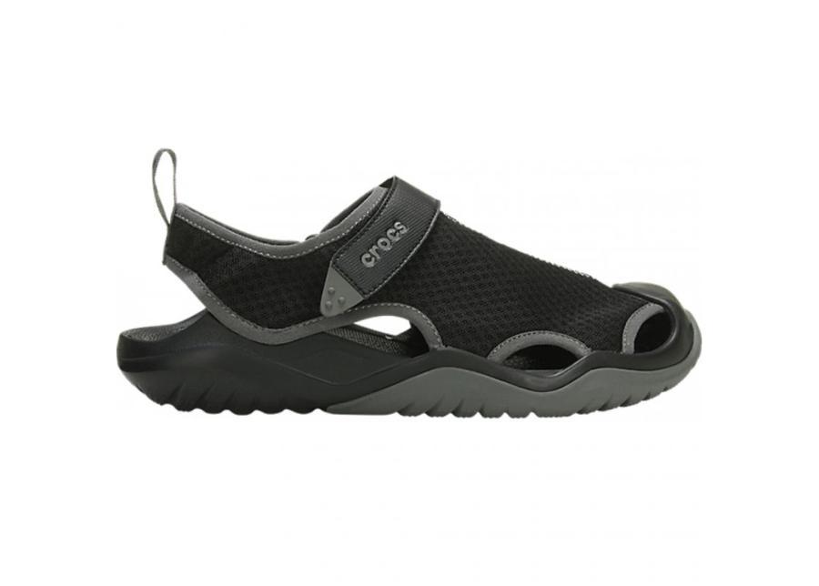 Miesten sandaalit Crocs Swiftwater Mesh Deck Sandal M 205289 001