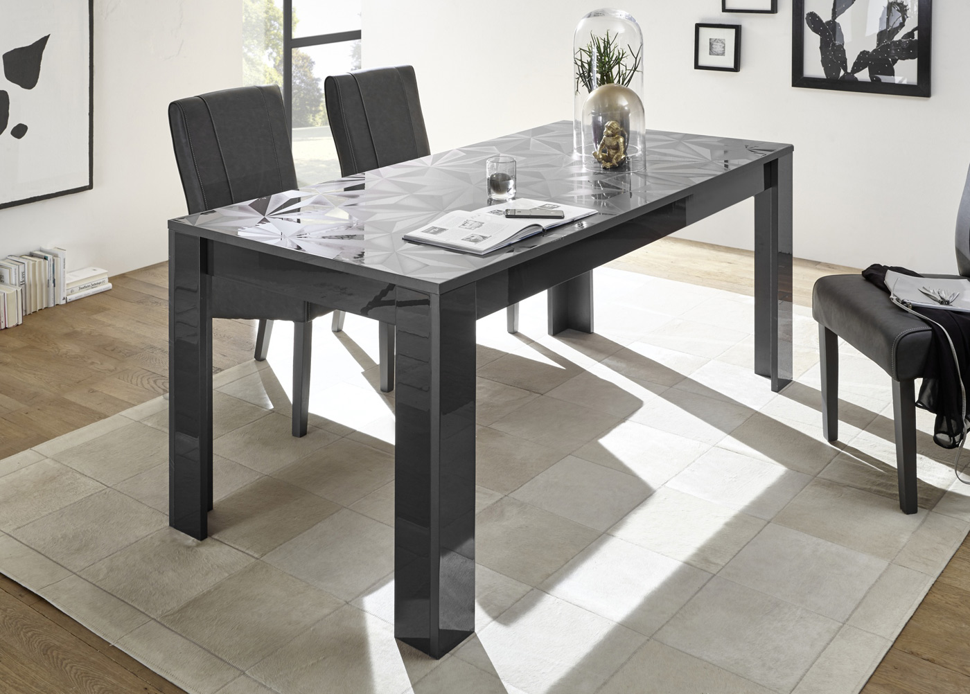 Ruokapöytä Prisma 180x90 cm
