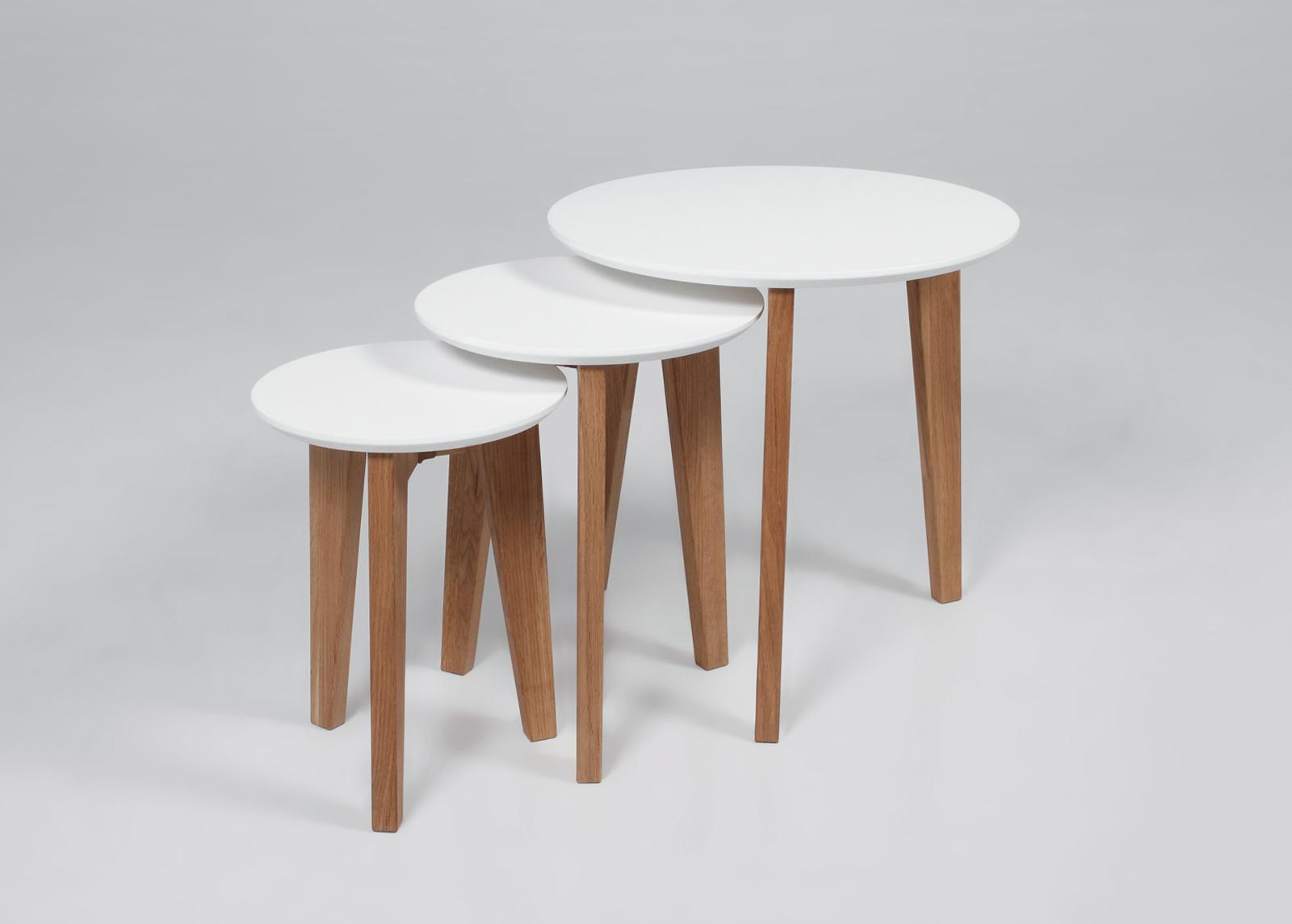 Sohvapöydät ABIN, 3 kpl