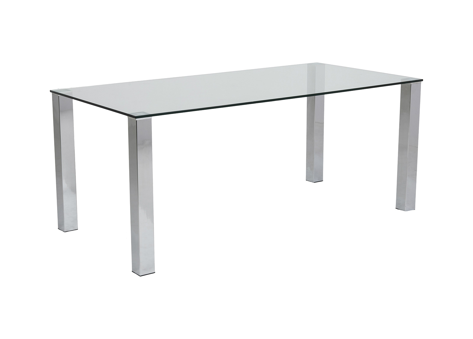 Ruokapöytä Kante 90x180 cm