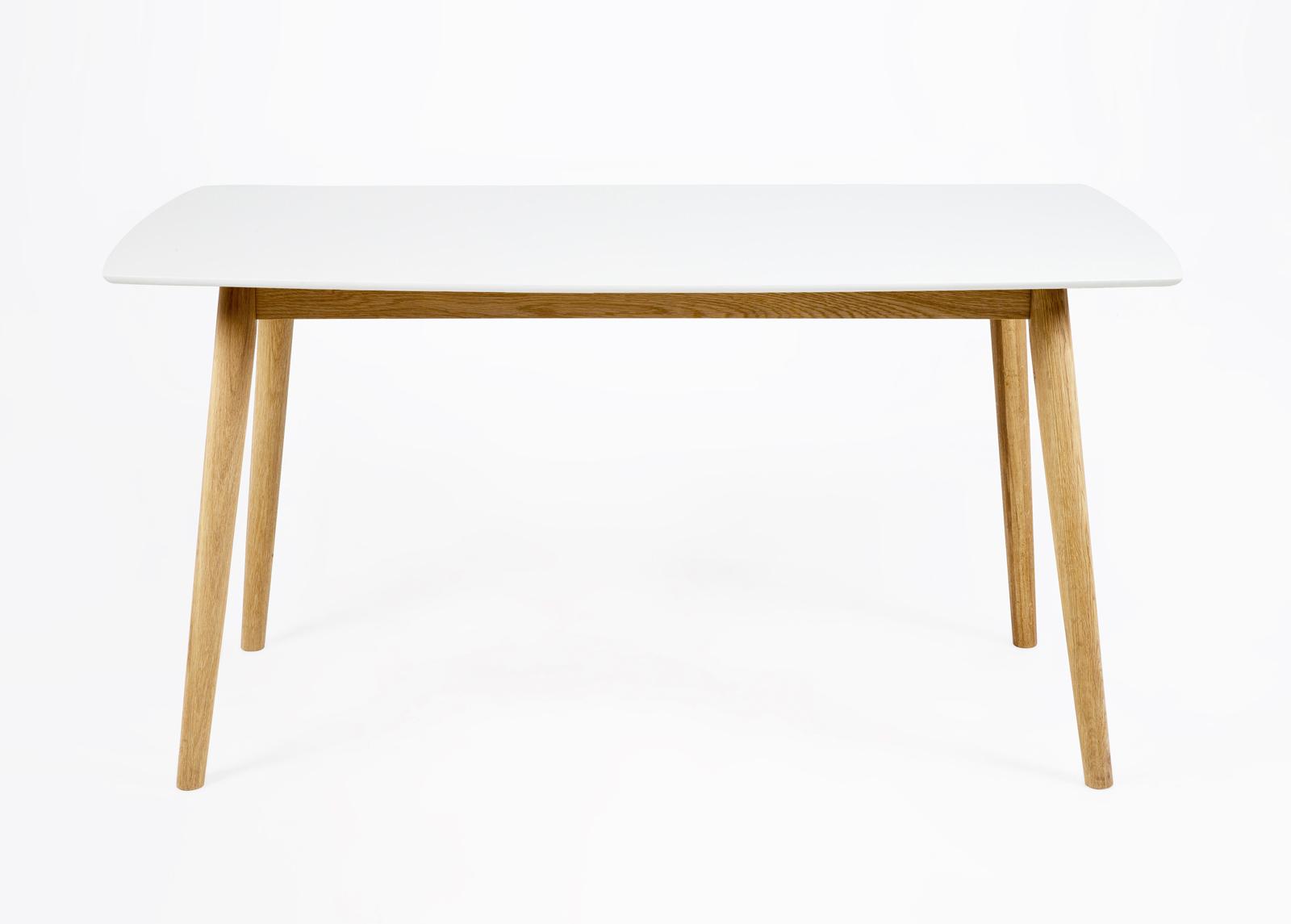 Ruokapöytä NAGANO 80x150 cm