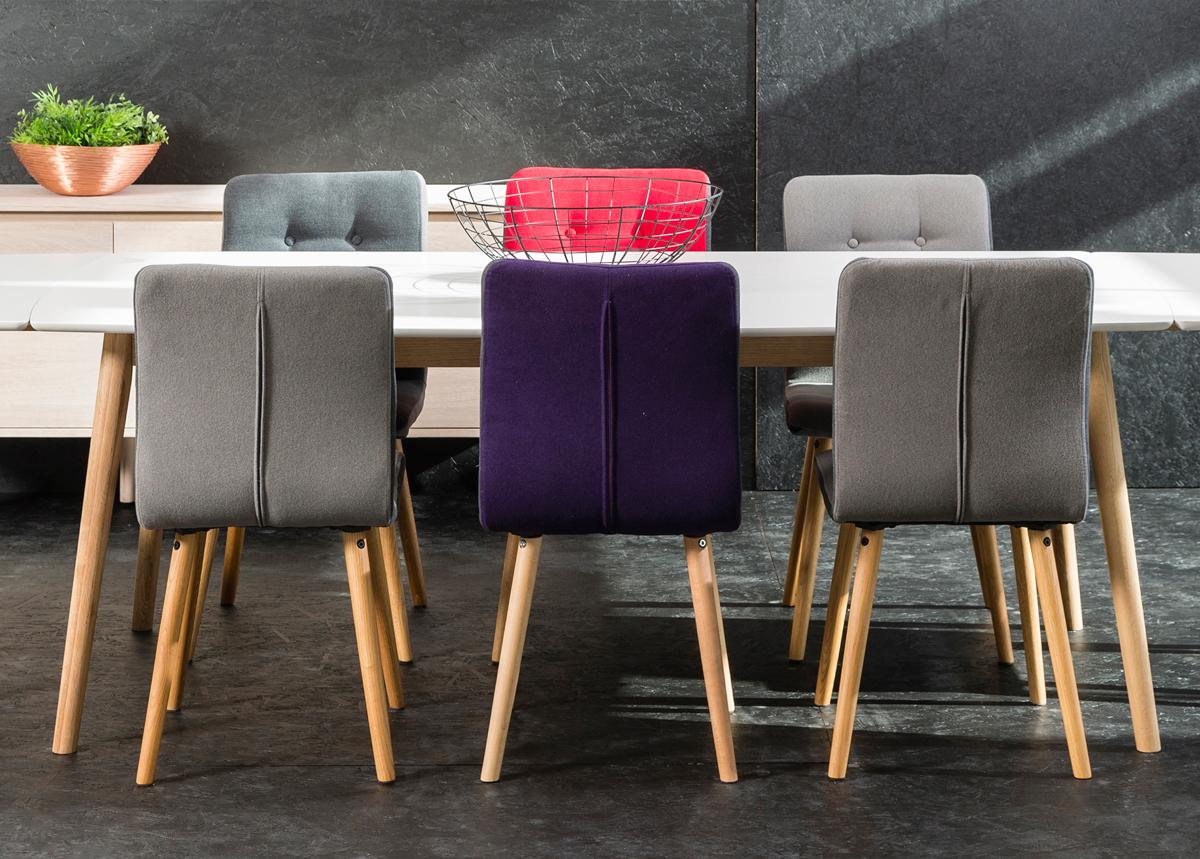 Ruokapöytä NAGANO 90x180 cm
