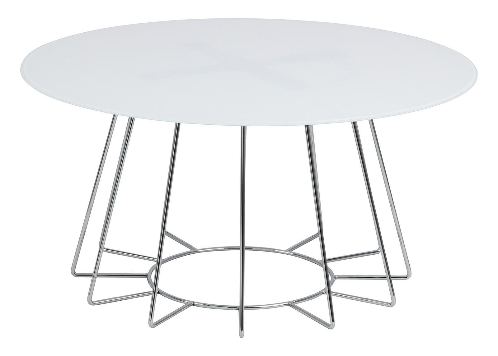 Sohvapöytä Casia Ø 80 cm
