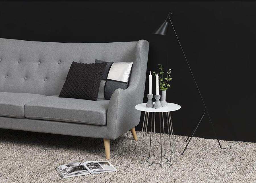 Sohvapöytä Casia Ø 40 cm