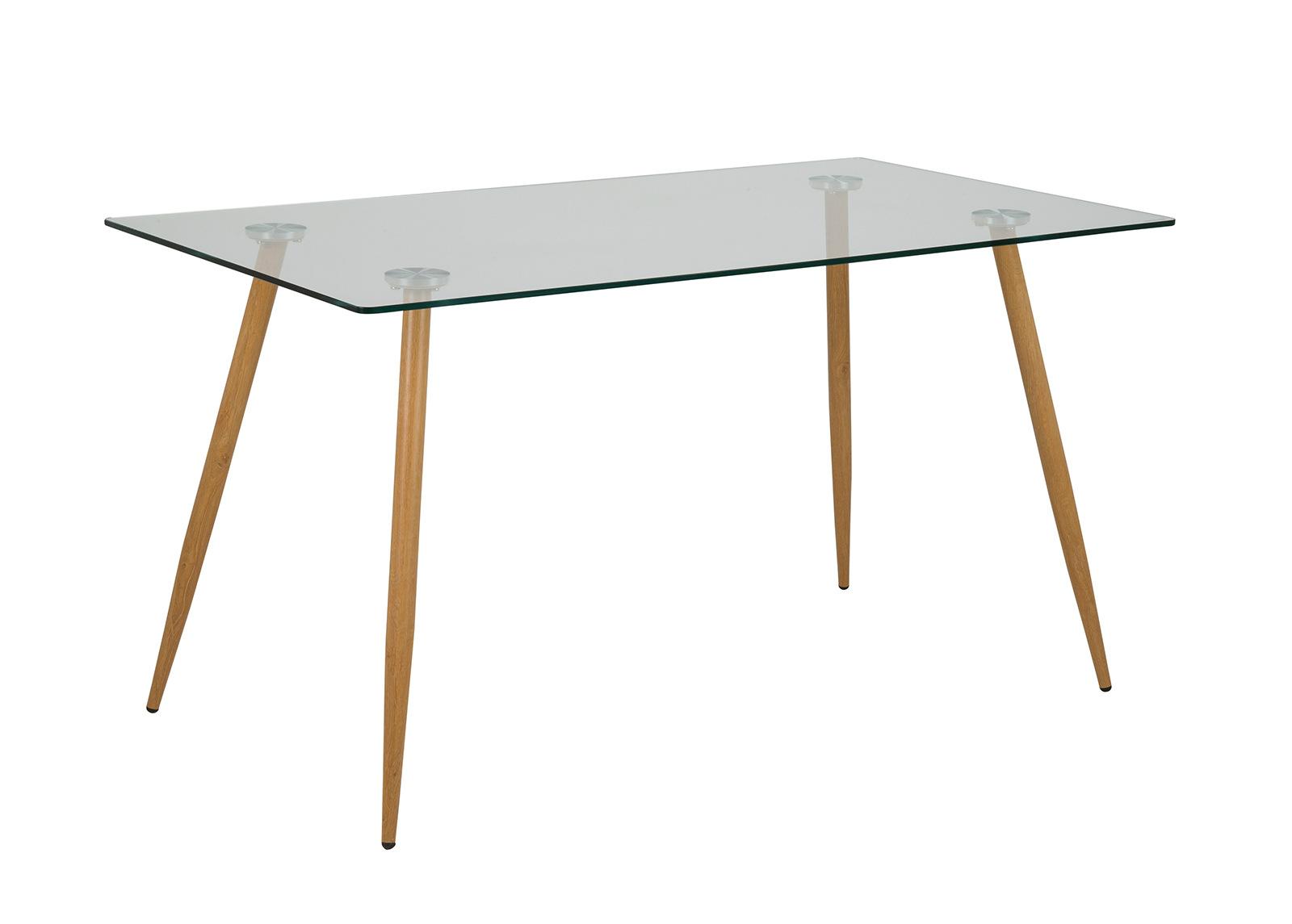 Ruokapöytä WILMA 80x140 cm