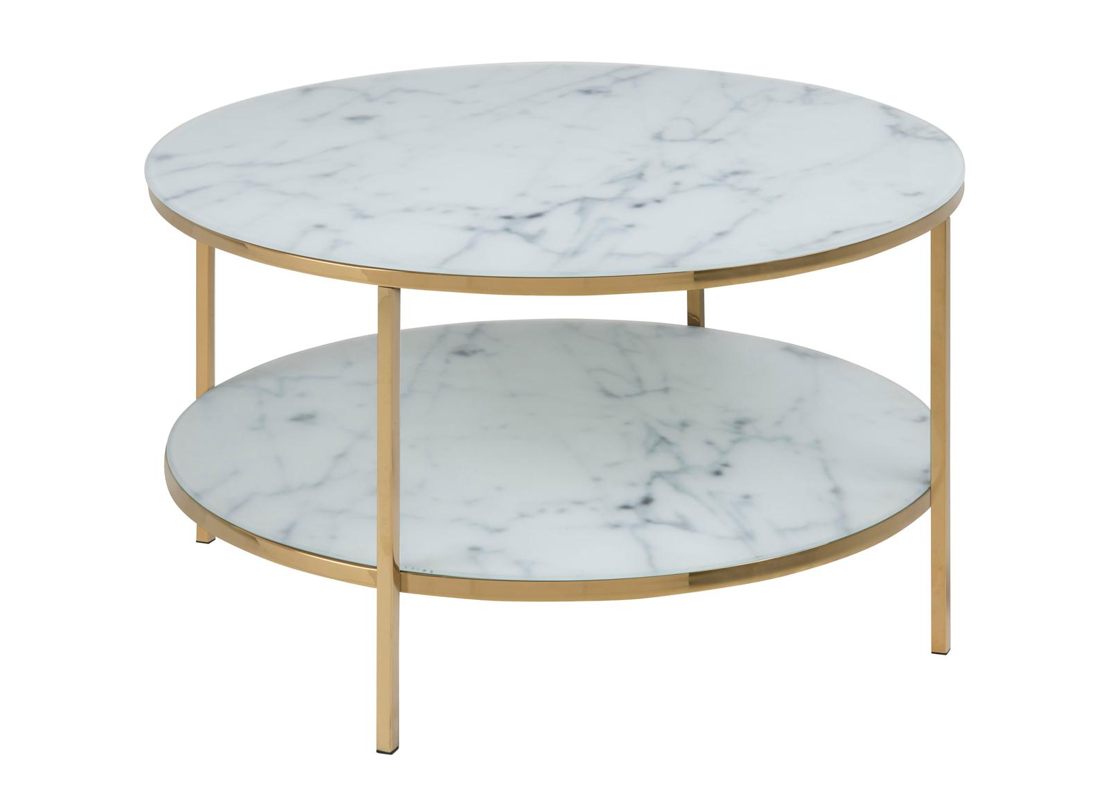 Sohvapöytä Alisma Ø 80 cm