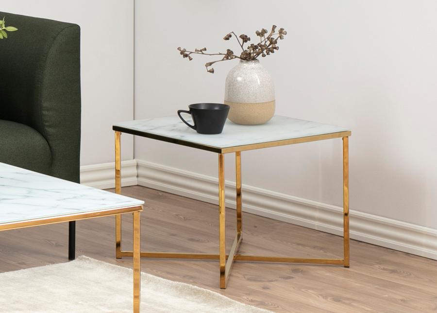 Sivupöytä Alisma 50x50 cm