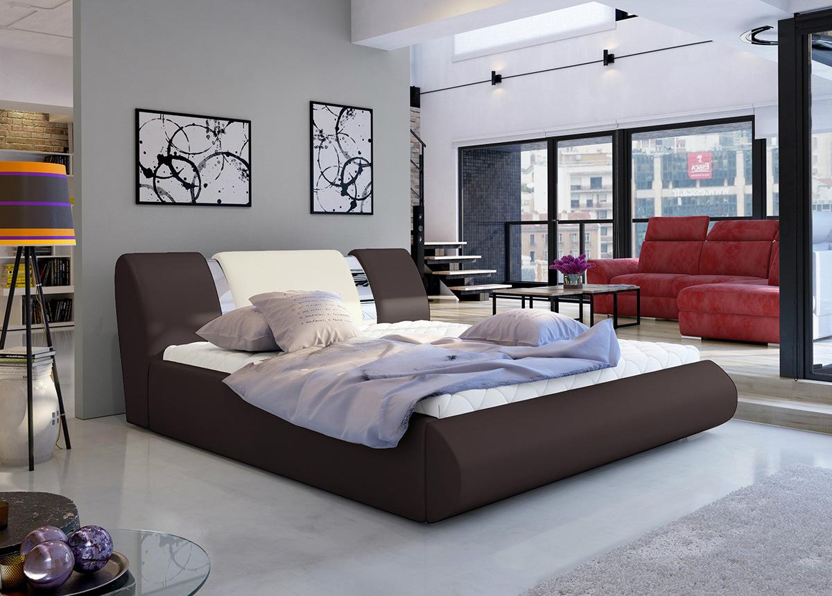 Sänky vuodevaatelaatikolla 160x200 cm