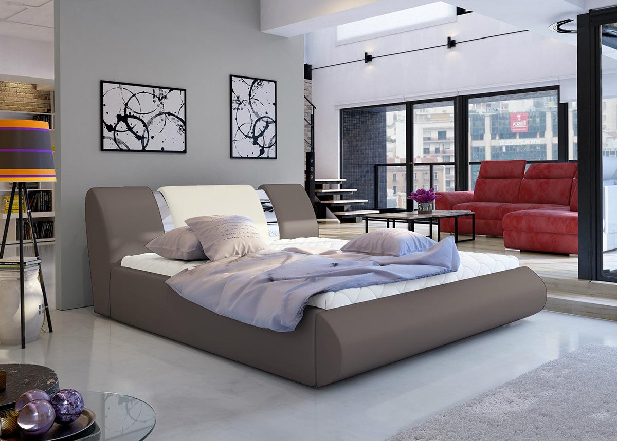 Sänky vuodevaatelaatikolla 140x200 cm