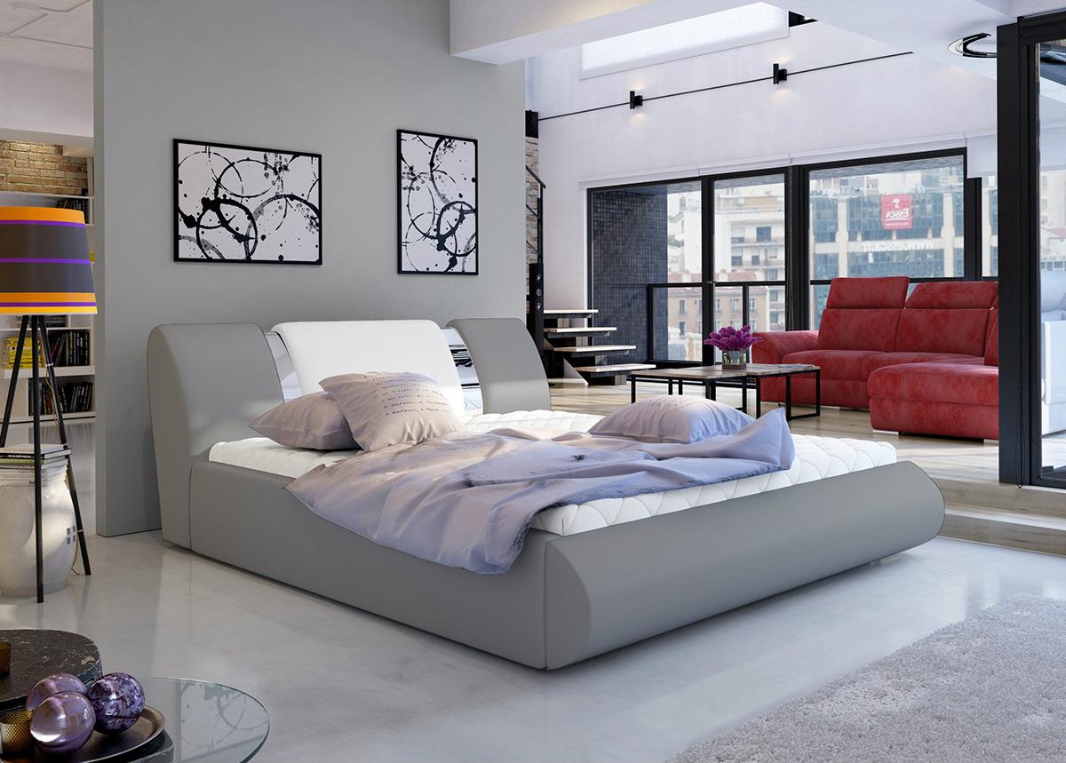 Sänky vuodevaatelaatikolla 1160x200 cm