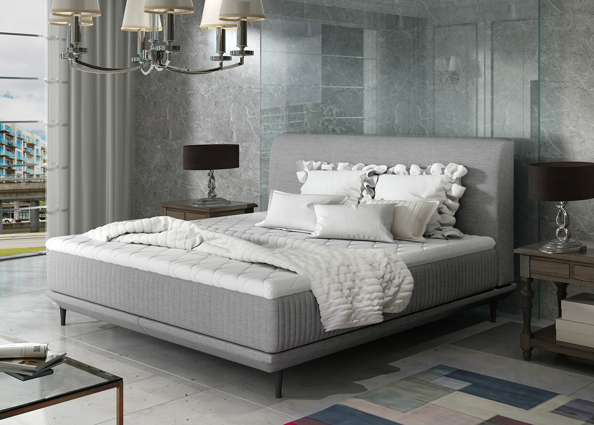 Sänky ja patja 140x200 cm
