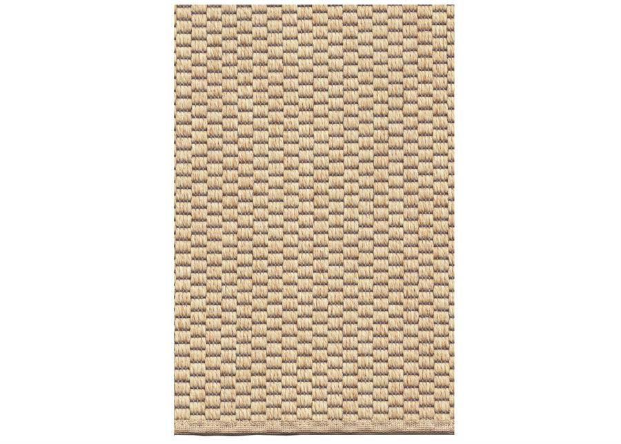 Narma sileäsidosmatto Bono beige 80x160 cm