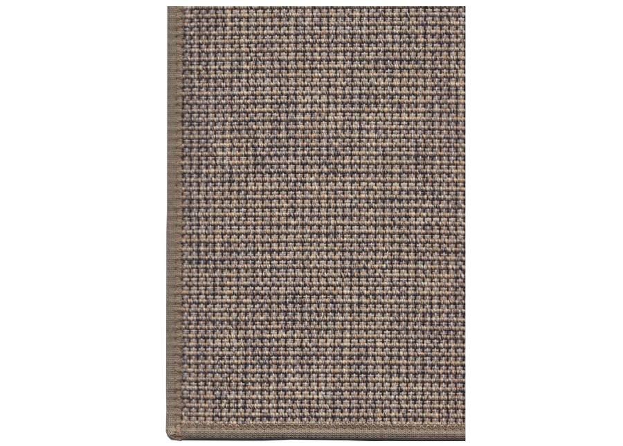 Narma sileäsidosmatto Limo brown 80x160 cm