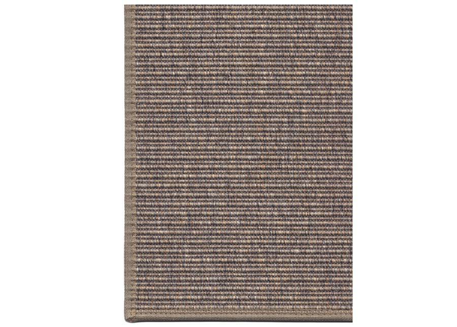 Narma sileäsidosmatto Credo brown 80x160 cm