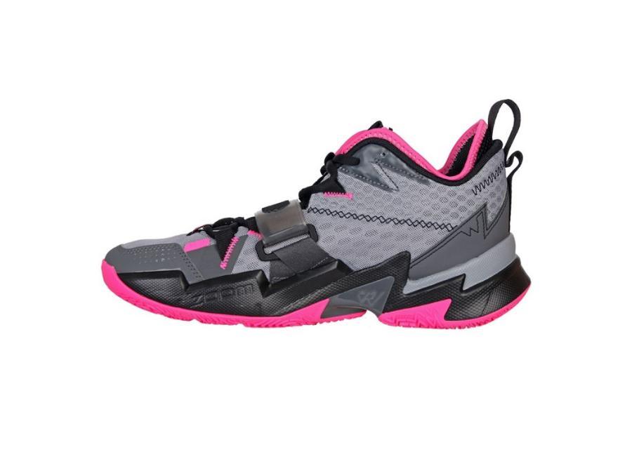 Miesten koripallokengät Nike Jordan Why Not Zero M CD3003 003