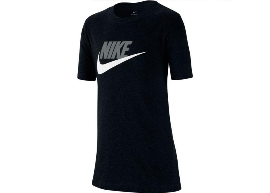 Lasten treenipaita Nike G NSW TEE DPTL BASIC FUTURA Junior AR5252-013