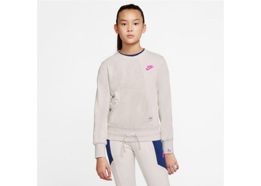 Lasten verryttelypaita Nike Y Sportswear Heritage Junior CJ7427-104