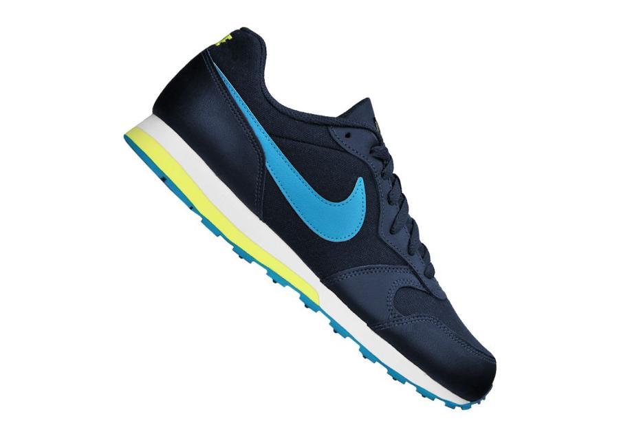 Lasten vapaa-ajan kengät Nike Md Runner 2 Gs Jr 807316-415