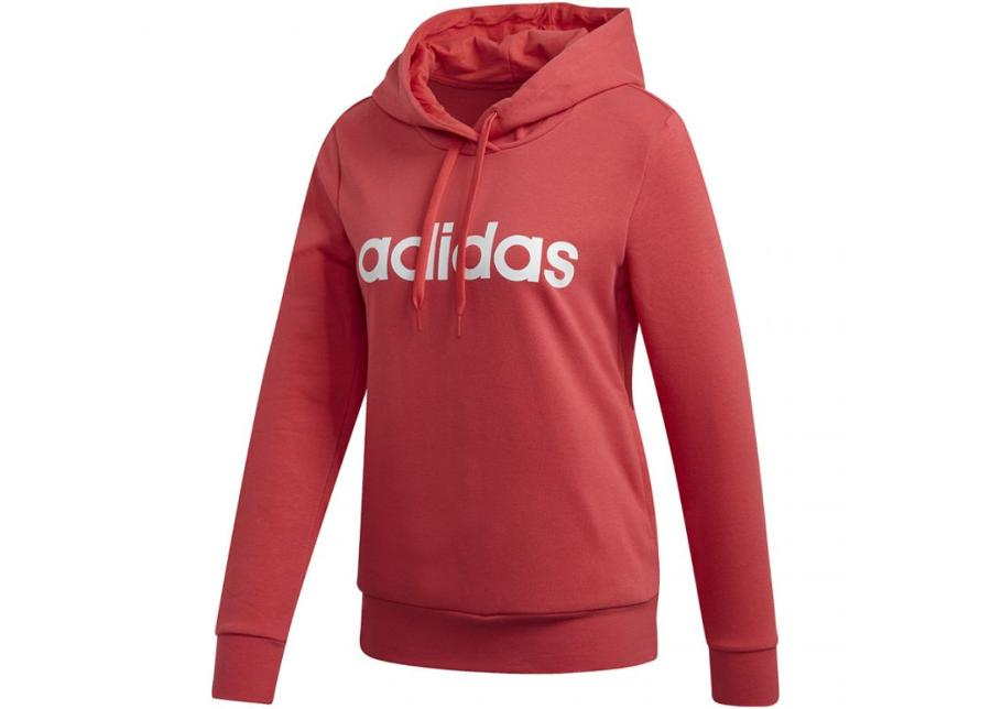 Naisten huppari adidas W Essentials Linear Over Head Hoodie W FM6440