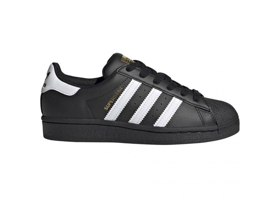 Lasten vapaa-ajan kengät adidas Superstar J Jr EF5398