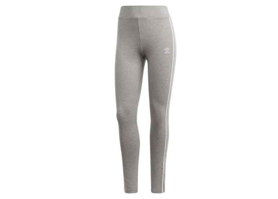 Naisten pitkät treenileggingsit adidas Originals 3-Stripes Tight W FM2553