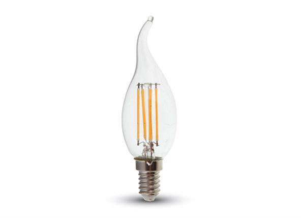 LED-lamppu E14 40W (3kpl)