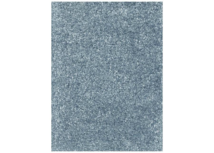 Narma velour matto Noble blue 80x160 cm