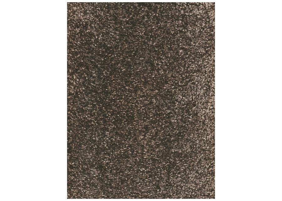 Narma velour matto Noble brown 120x160 cm