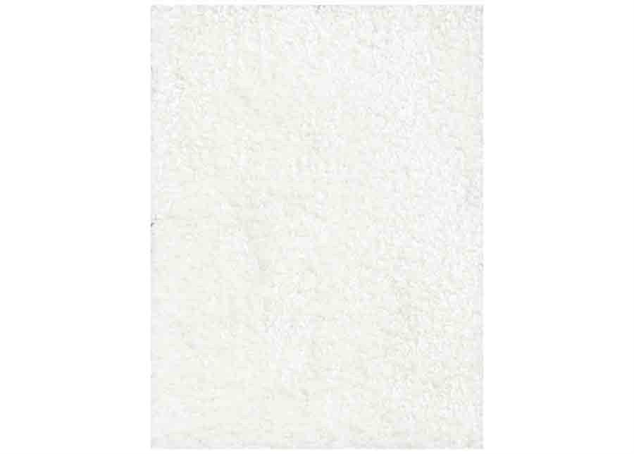 Narma velour matto Noble white 120x160 cm