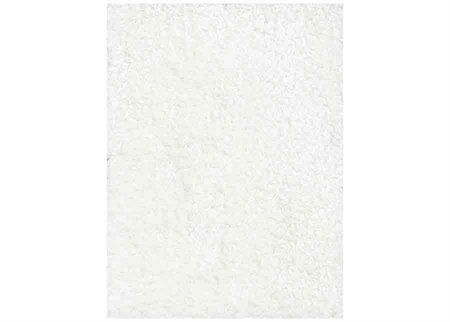 Narma velour matto Noble white 300x400 cm