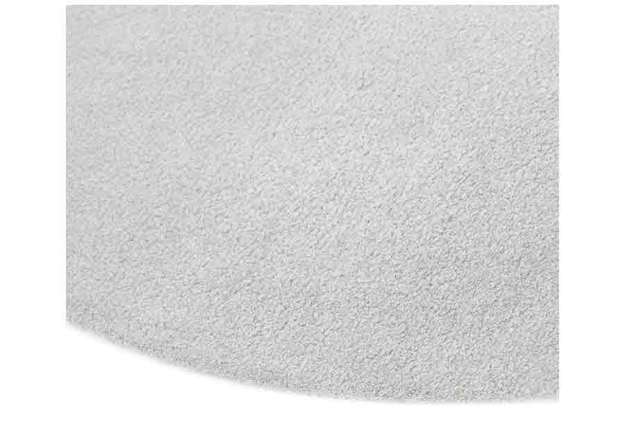 Narma velour matto Noble salt pyöreä Ø 133 cm