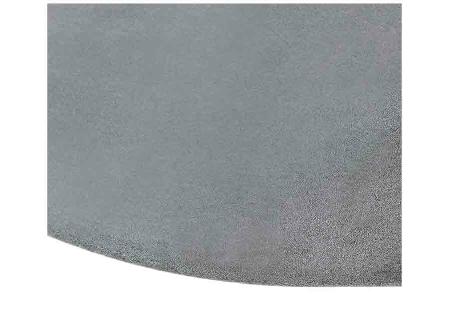 Narma velour matto Eden grey pyöreä Ø 133 cm