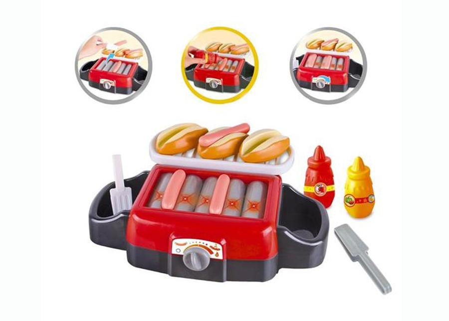 Hot Dog laite KX