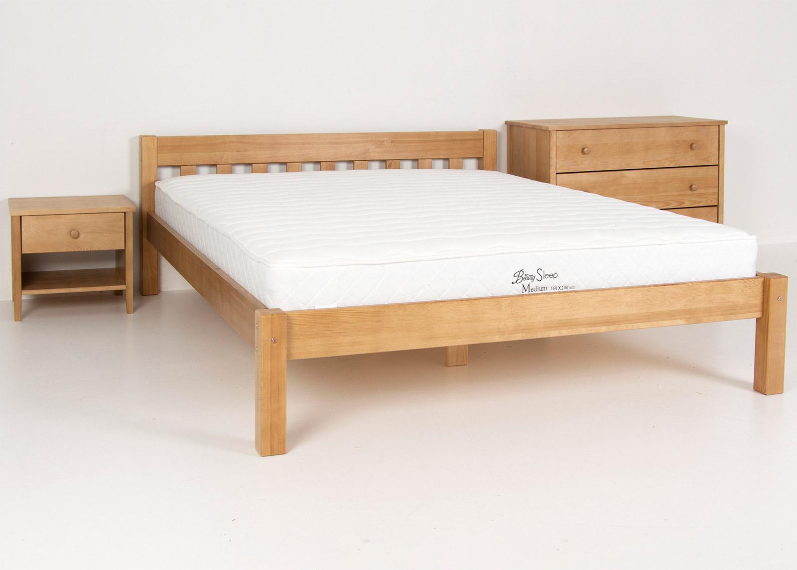 Sänky 140x200 cm