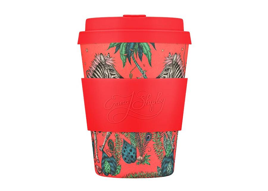 Kahvimuki Ecoffee Cup Lost World 340 ml