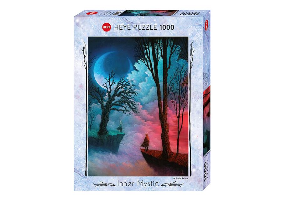Palapeli Inner Mystic Worlds apart 1000 osaa