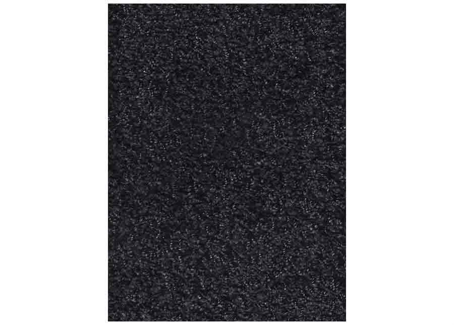 Narma pitkäkarvainen matto Spice black 80x160 cm